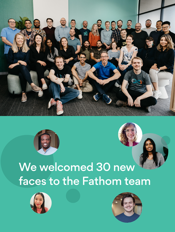 2020 new team members