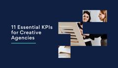 11 Essential KPIs for Creative Agencies