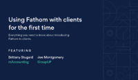 Using Fathom with clients for the first time@2x
