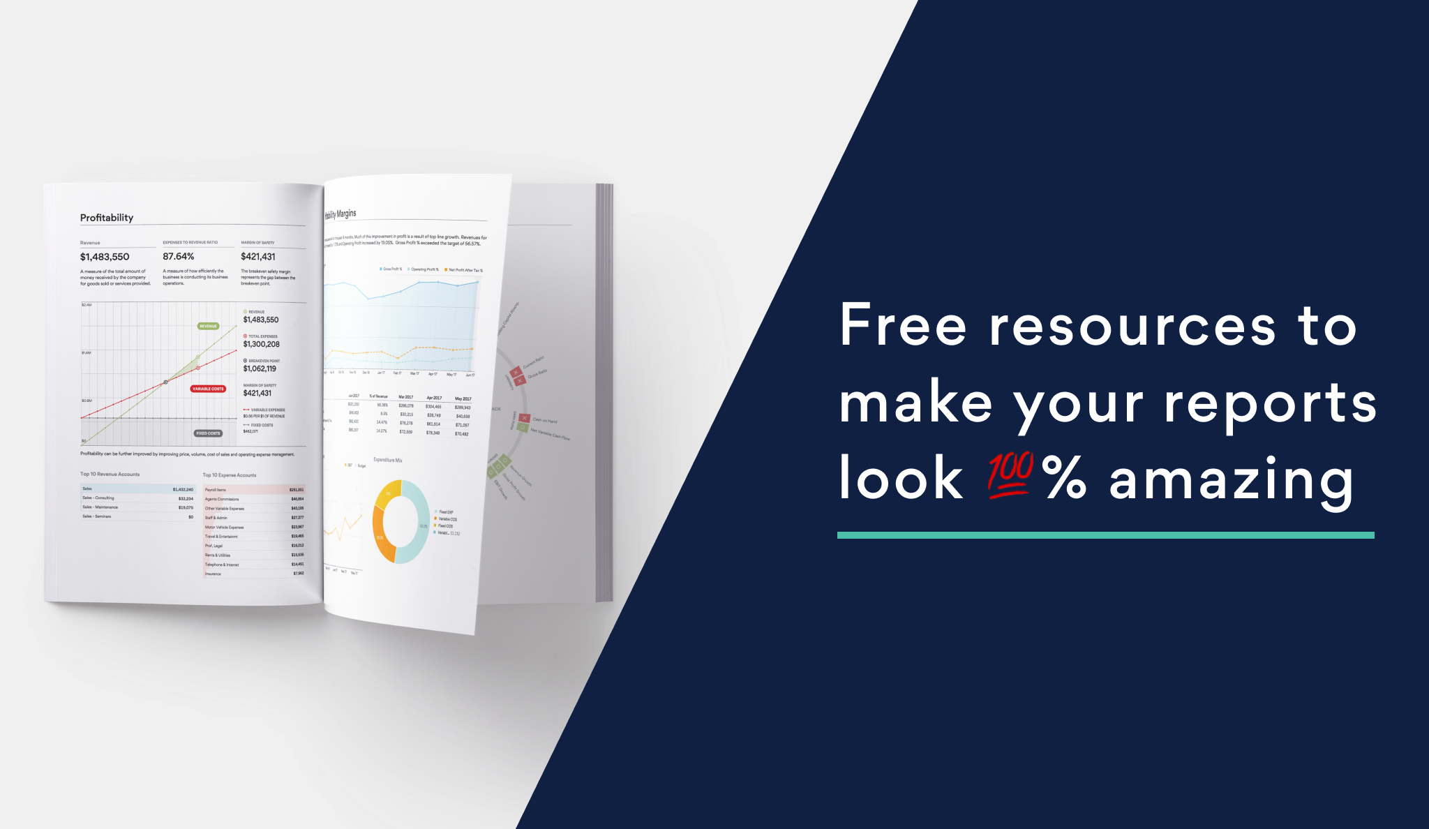 resources to make your reports amazing
