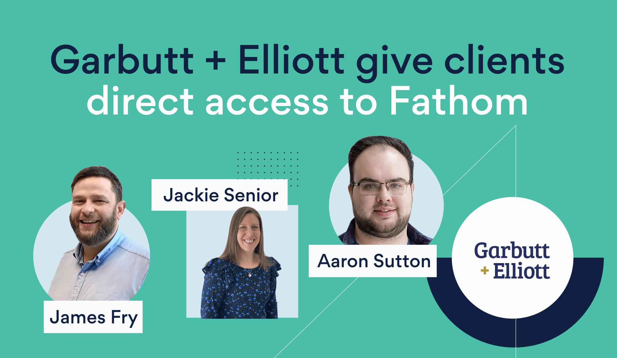 Garbutt+Elliot team